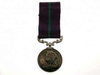 New Zealand Meritorious Service Medal, V.R.