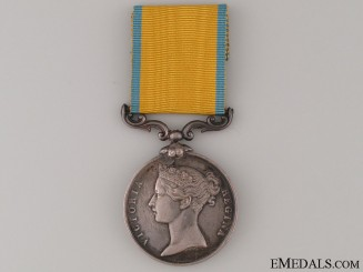 Baltic Medal 1854-1855