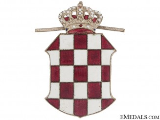 Banovina of Croatia (1939-1941) - Coat of Arms