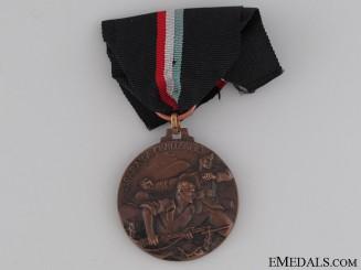 Battle of Bilbao Commemorative Medal 1937