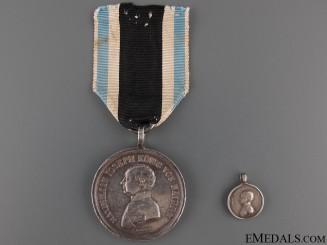Bavarian Napoleonic Military Merit Medal (1808-1848)