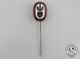 "A Third Reich Period German ""Arbeits Dank/Labour Appreciation"" Stickpin"