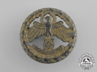 A 1944 Masterclass Marksmanship Competition First Prize Badge