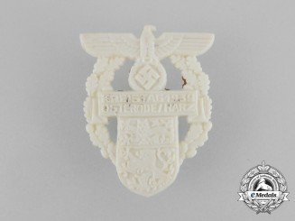 A 1939 Osterode/Harz District Council Day Badge