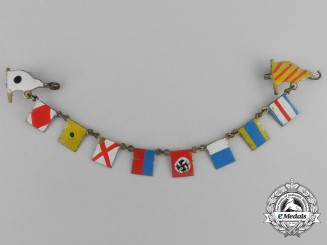 A Third Reich Period NSDAP Regatta Chain