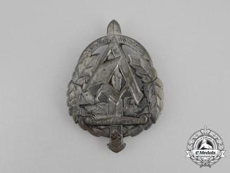 A 1937 SA Group Niederrhein Sports Championships Badge