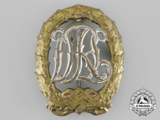 A DRL Sports Badge For Disabled Veterans by Wernstein of Jena