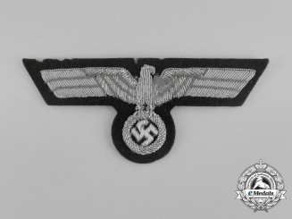 An Unissued Wehrmacht Heer (Army) Officer's Breast Eagle