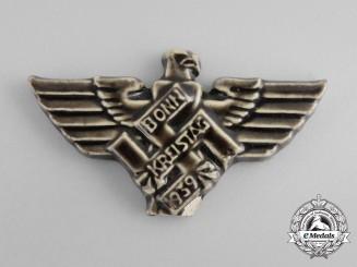 Germany. A 1939 Bonn District Council Day Badge