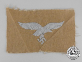 A Mint and Unissued Luftwaffe EM/NCO's Tropical Breast Eagle