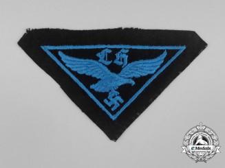 A Mint and Unissued HJ Flak Helper's Breast Eagle