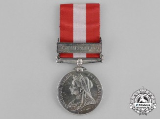 Canada. A General Service Medal to the 9th (Voltigeurs de Québec) Battalion