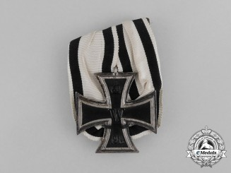 A Mounted Iron Cross 2nd Class 1914 for Non-Combatant's