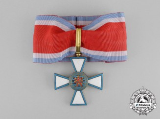 An Order of Merit of Luxembourg; 3rd Class Commander