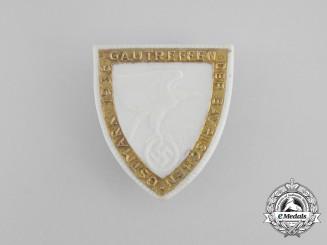 A 1936 Regional Meeting of the Bavarian Ostmark Badge by Heinrich Seib