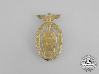 A 1938 SA Group Westland Championships Badge