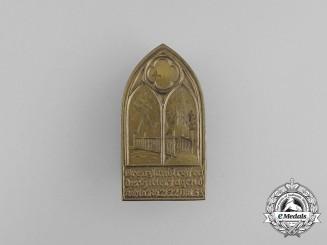 A 1933 HJ Kehla Regional Meeting Badge