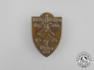 A 1934 Verden Day of Lower Saxony Badge