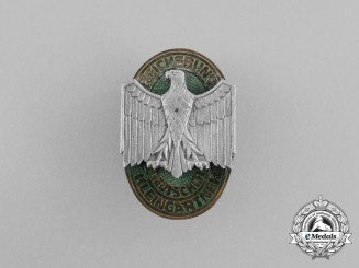 A Third Reich Period National League of Hobby Gardeners Membership Badge