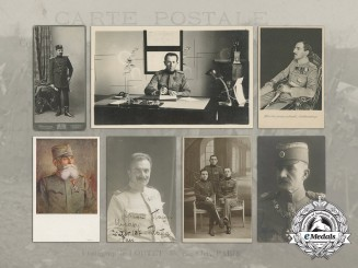 10 First War Period Serbian Photographs