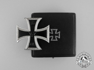 An Iron Cross 1914 First Class in its Original Case of Issue