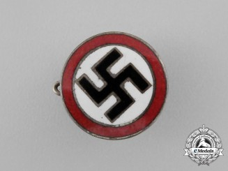 An Early NSDAP Members Badge