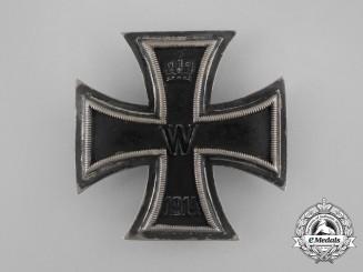An Iron Cross 1st Class 1914 by Königliche Muenzamt Stuttgart, Stuttgart