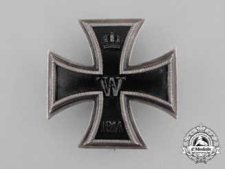 An Iron Cross First Class 1914 by Godet und Söhne, Berlin