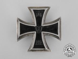 An Iron Cross 1st Class 1914 by K.A.G.