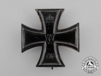 An Iron Cross 1st Class 1914 by Königliches Münzamt Orden, Berlin