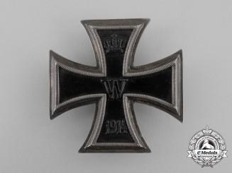 An  Iron Cross 1st Class 1914 by Gebrüder Friedländer, Berlin