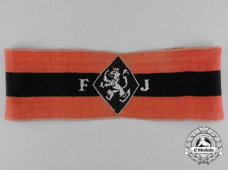 A Dutch Jeugdstorm (Youthstorm) Armband