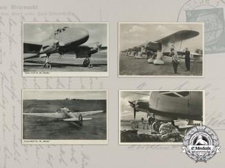 "Four Wartime Photos of the Focke-Wulf Fw. 56 ""Stösser"""