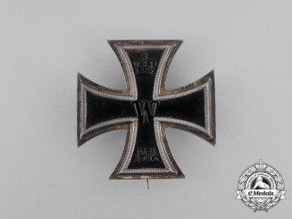An Iron Cross 1st Class 1914 by Sy & Wagner, Berlin