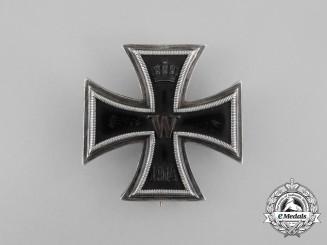 An Iron Cross 1st Class 1914 by J. Godet und Söhne, Berlin