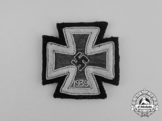 Germany. An Iron Cross 1939 First Class, Scarce Cloth Version