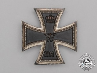 A Iron Cross 1914 First Class