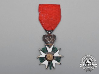 A French Legion of Honour; Knight, Model of the July Monarchy (1830-1848)