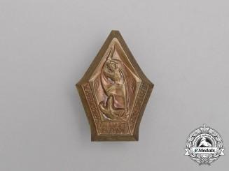 A 1930 Gladbach District Gymnastics Festival Badge