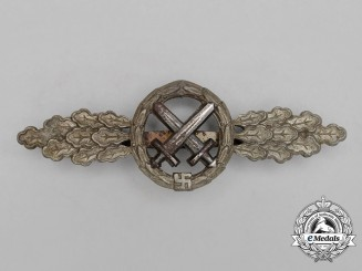 A Silver Grade Luftwaffe Squadron Clasp for Air to Ground Support Units