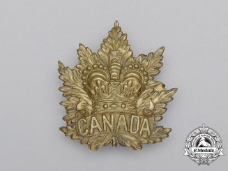 A South African War Canadian Cap Badge