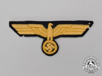 A Mint and Unissued Kriegsmarine Officer's Breast Eagle