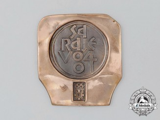 A 1984 Sarajevo XIV Winter Olympic Games Participant's Medal