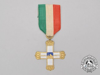 An Italo-Austrian War 4th Army Commemorative Cross 1915-1918