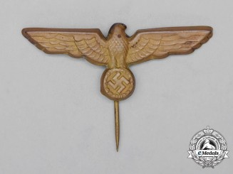 A Second War German Kriegsmarine Eagle Cap Eagle