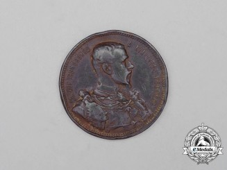 Hungary, Empire. A Crown Prince Rudolf of Austria-Hungary Medal