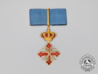 A Sacred Military Constantinian Order of Saint George, Neck Badge