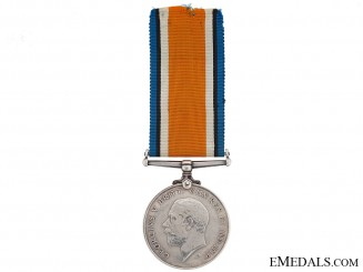 1914-1918 British War Medal - Scots Guards
