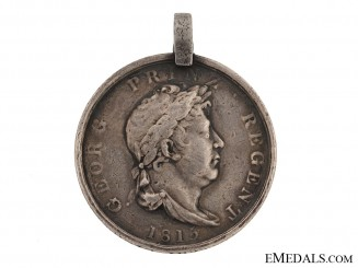 Hannover, Waterloo Medal 1815
