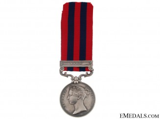 India General Service Medal, 1854-1895